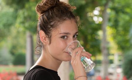 Terme di Riolo - Le acque terapeutiche