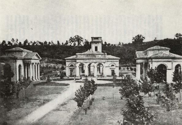 Le Terme di Riolo nel 1876